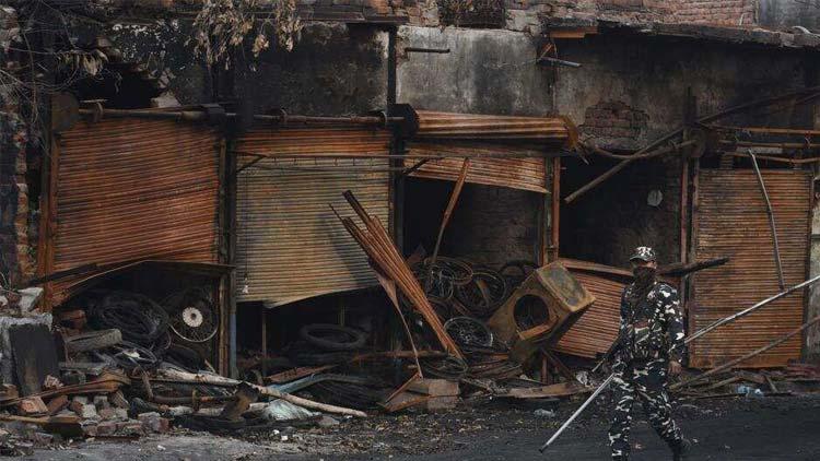 ഡൽഹി കലാപം: മരണം 53 ആയി