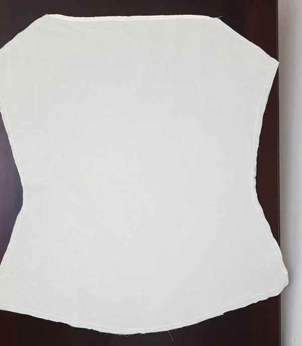 Caul Top Dress