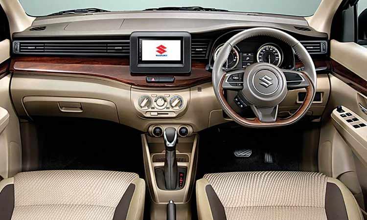 ertiga-steering