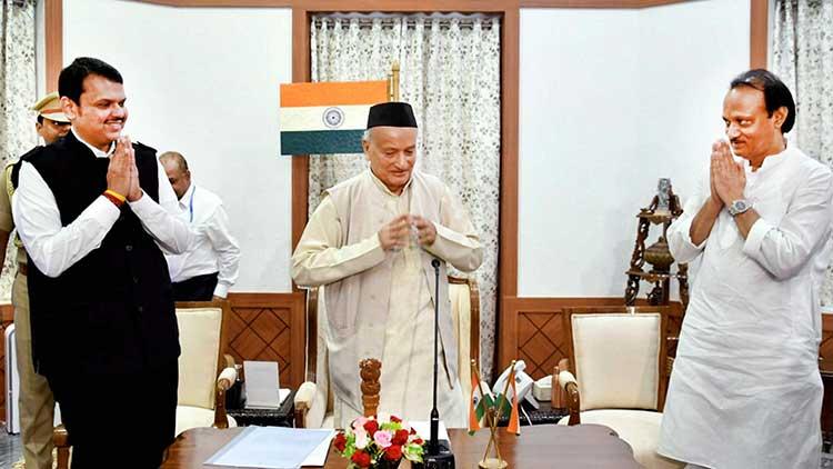 മഹാരാഷ്ട്ര:ഗവർണറും കേന്ദ്രവും