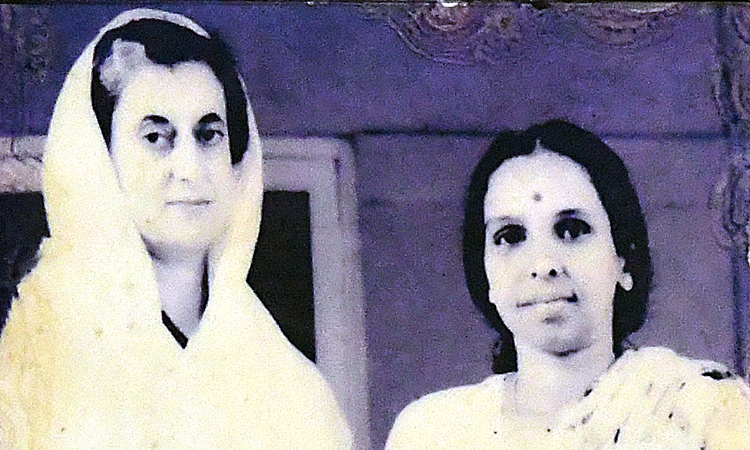 kamalam with Indira