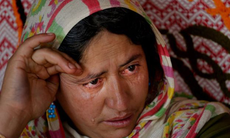 insha's-mother-photo-bbc