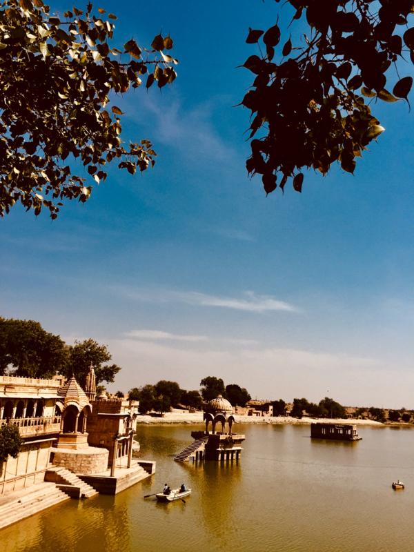 jaisalmer-Gadisagar-lake