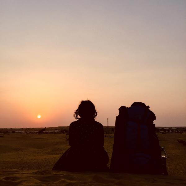 jaisalmer-thar-desert-Sunset