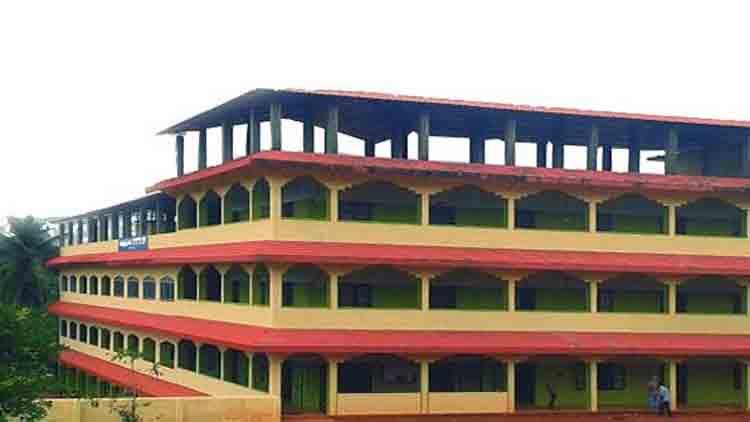 കൊടുവള്ളി കെ.എം.ഒ കോളജ് കോവിഡ് ട്രീറ്റ്മെൻറ് സെൻറർ