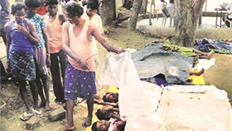 17 പേർ കൊല്ലപ്പെട്ട ഛത്തിസ്ഗഢിലെ 'മാവോ വേട്ട' വ്യാജമെന്ന്  അന്വേഷണ കമീഷൻ