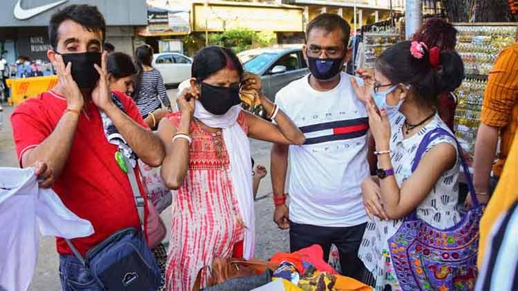 മുംബൈയിൽ മാസ്ക് ധരിച്ചില്ലെങ്കിൽ അറസ്റ്റ്