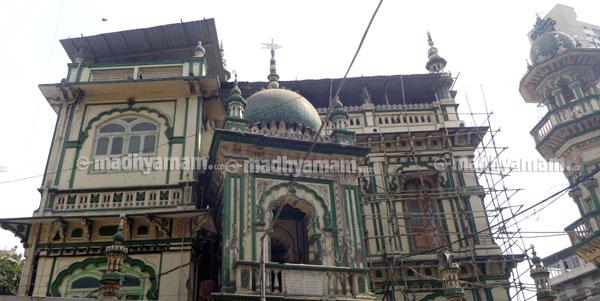 minar-masjid