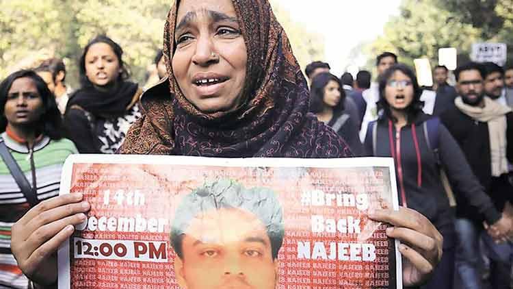 നജീബ് അഹ്മദ്: 'നിർബന്ധിത തിരോധാന'ത്തിന്റെ ഓർമകൾ