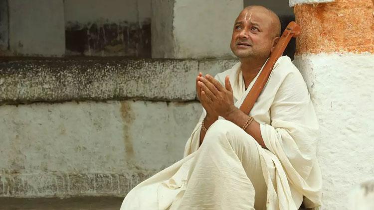 ജയറാം നായകനായസംസ്കൃത ചിത്രം നമോഃയിലെടൈറ്റിൽ സോങ്ങ് റിലീസ് ചെയ്തു