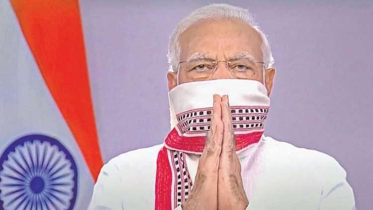 ഏഷ്യയിലെ ഏറ്റവും വലിയ സോളാർ പവർ പ്രൊജക്ട് പ്രധാനമന്ത്രി ഉദ്ഘാടനം ചെയ്തു