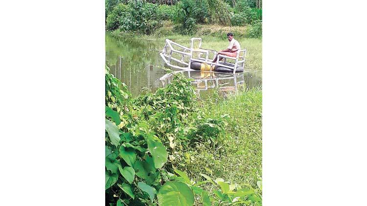 pipe-boat