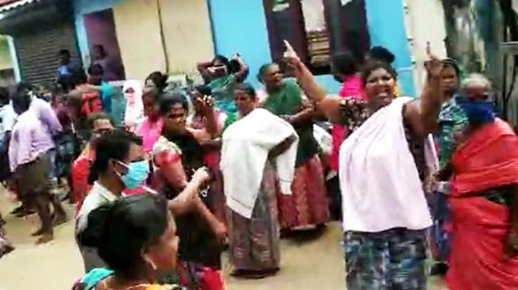 പൂന്തുറ പ്രതിഷേധം: കർശന നടപടി വേണമെന്ന് ദേശീയ വനിത കമീഷൻ
