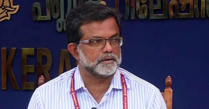 രാജീവ് സദാനന്ദൻ മുഖ്യമന്ത്രിയുടെ ഉപദേശകൻ