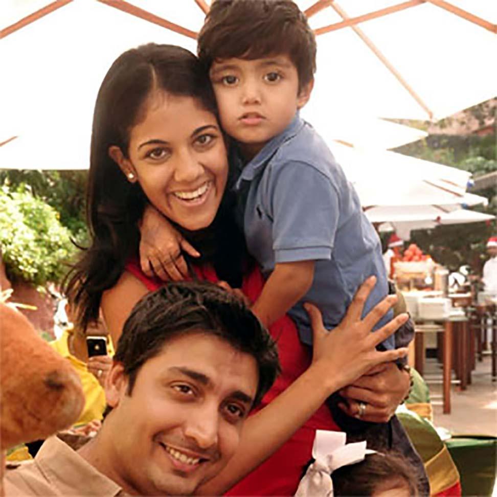 rishad-premji and family