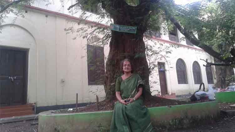 മഹാരാജകീയത്തിെൻറ പ്രിയപ്പെട്ട ചേച്ചി പടിയിറങ്ങുേമ്പാൾ