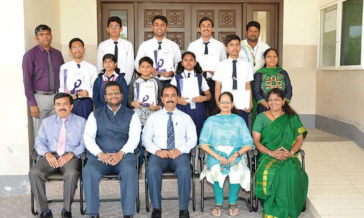 മികവ് തെളിയിച്ച് സലാല ഇന്ത്യൻ സ്കൂൾ വിദ്യാർഥികൾ
