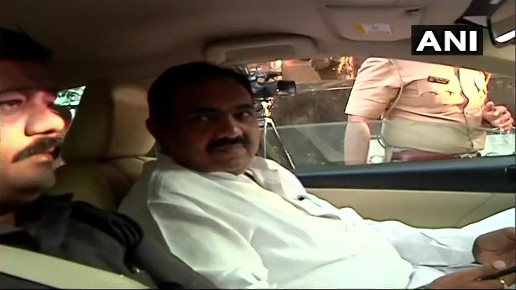 മഹാരാഷ്ട്ര: ബി.ജെ.പി എം.പി ശരദ് പവാറിെൻറ വസതിയിൽ
