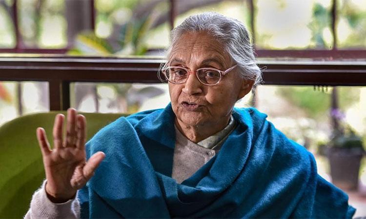 ഈസ്റ്റ് ഡൽഹിയിൽ നിന്നും ഷീലാ ദീക്ഷിത് മത്സരിക്കണമെന്ന് കോൺഗ്രസ്