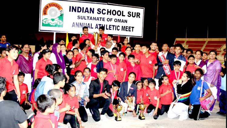 സൂർ ഇന്ത്യൻ സ്കൂൾ അത്ലറ്റിക് മീറ്റ്