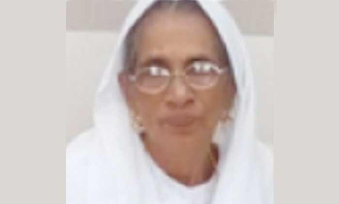 വെള്ളിമാട്കുന്ന് സ്വദേശിനിയുടെ മൃതദേഹം മക്കയിൽ ഖബറടക്കി