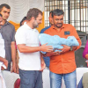 Rahul-Gandhi--Baby-Ivan-Lijo