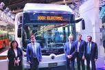electricc-bus in auto expo