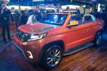 mahindra SUV Concept.