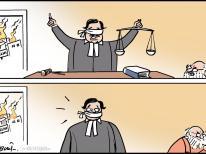 #Justice_Muralidhar_transfer