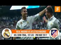 Real Madrid vs Atletico Madrid 3-0 [ 2016 / 2017 ] All Goals and Highlights HD