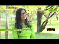 'തീവണ്ടി'യിലെ ജീവാംശമായി എന്ന പാട്ടു പാടി ഹിറ്റായ സൗമ്യ റാവു | 23-09-18 | Morning Guest