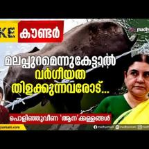 മലപ്പുറമെന്നുകേട്ടാൽ വർഗീയത തിളക്കുന്നവരോട്...| Malappuram | fake news on Elephant Death |