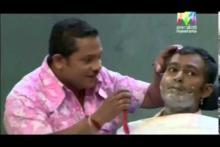 Enthanu Babu Etta HD Mazhavil Manorama comedy festival calicut Barber Shop04 08 2012