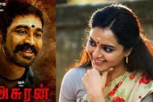 Manju Warrier Dhanush
