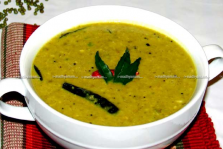 Palak-Dal-Curry