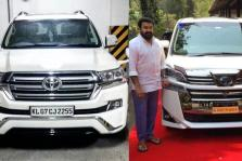mohanlal-car