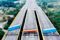 colombia border