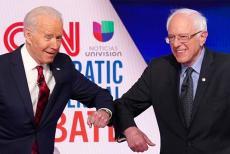 Bernie Sanders-Joe Biden