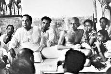 Gandhi-with-Suhrawardy