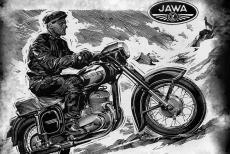 JAWA-bike