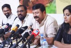 Jayaram Press conference at