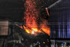 Kunnamkulam-Fire