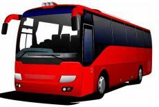 luxuary bus