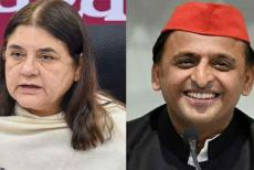 Maneka-and-Akhilesh