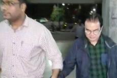 Mehul Choski Relativ Arrested