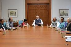 Modi-Meeting.