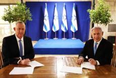 Netanyahu-Gantz