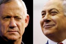 Netanyahu--Gantz