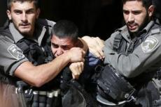 Palestinian-child-sentenced to 10 in Israeli jails