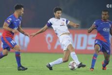 delhi Dynamos FC vs Bengaluru FC